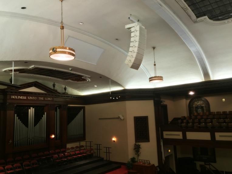 H7609 Hughes Auditorium, Asbury University