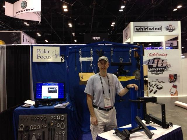 Polar Focus at Infocomm 2015