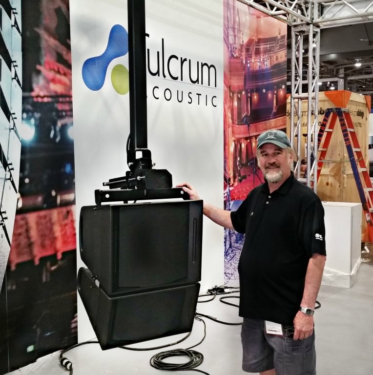 Fulcrum Acoustic Polar Focus Audio Rigging