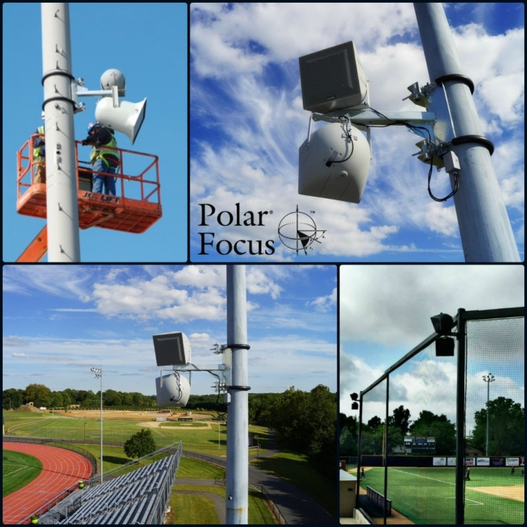 Pole Mount Collage